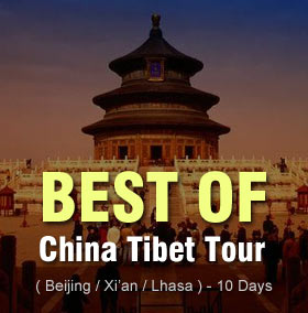 10 Days Best of China Tibet Tour