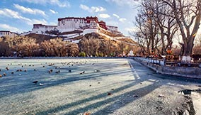 Travel to Tibet in December