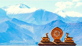 Travel to Tibet in September