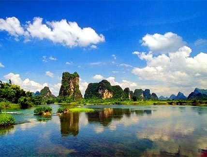 7 Days Guilin and Lhasa Highlights Tour