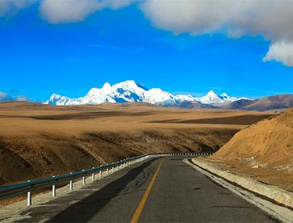 10 Days Xining & Tibet to Nepal Overland Tour