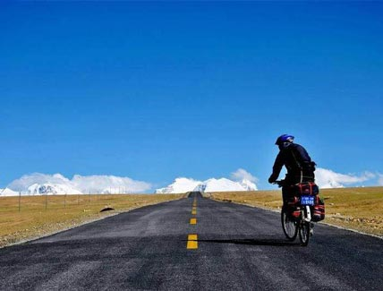 16 Days Lhasa to Everest Base Camp Cycling Tour