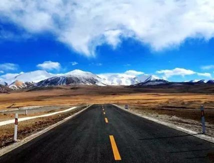 17 Days Overland Tour from Xinjiang to Tibet via Mt. Kailash
