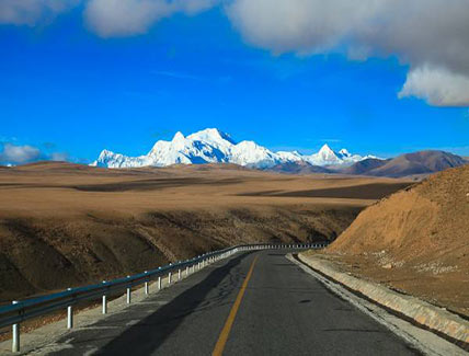 8 Days Tibet to Nepal Overland Tour