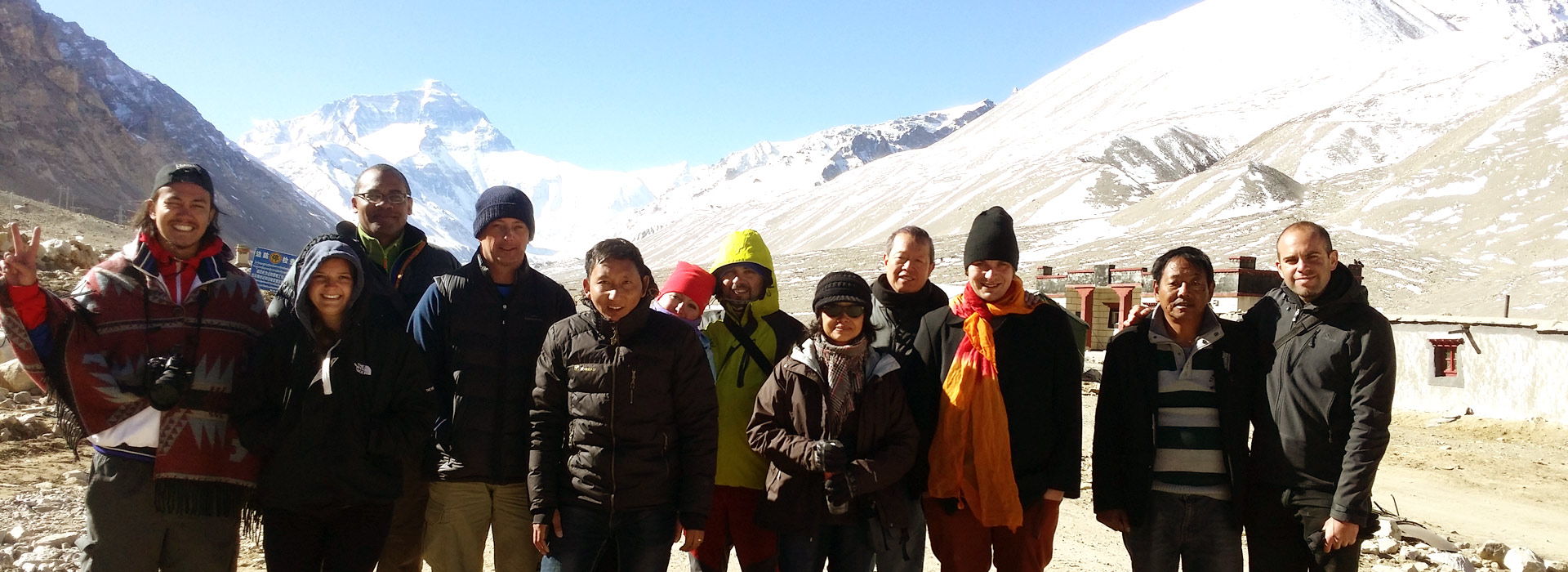 Tibet Group Tours