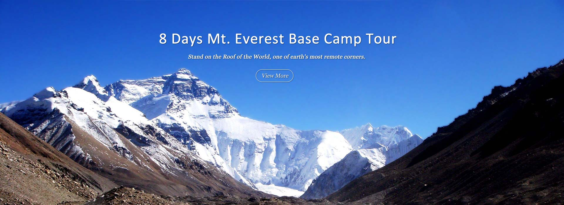 8 Days Everest Base Camp Tour