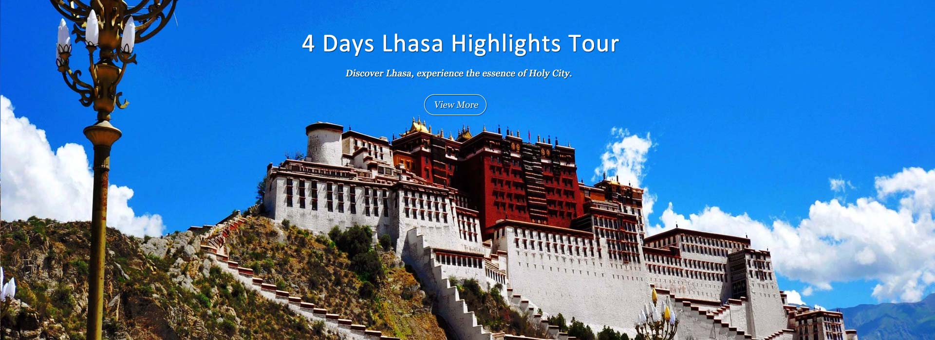 4 Days Holy City Lhasa Tour