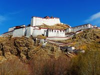 Introduction of Gyantse Town