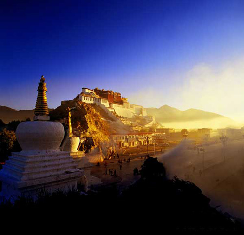Sightseeing tips to Potala Palace