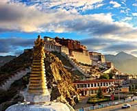 Potala Annual Tourists Capacity Over 9 Billion