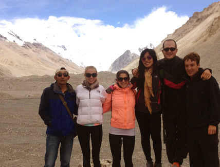 10 Days Everest plus Namtso Lake Tour