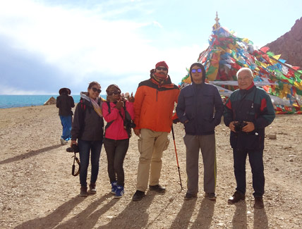8 Days Tibet City & Namtso Tour