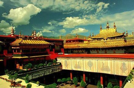 Lhasa tour, lhasa city tour, potala palace, barkhor street