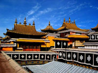 Jokhang Temple, Lhasa, Religion