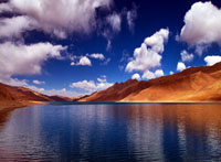 Yamdrok Lake, Gyantse area, Holy lakes