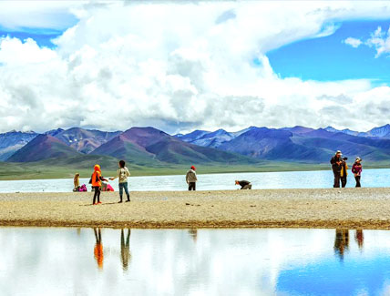 1 Day Namtso Lake Tour