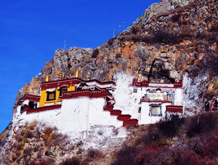 5 Days Lhasa-Drak Yerpa-Lhasa Cycling Tour