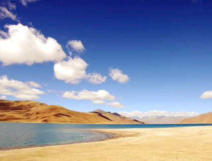5 Days Yamdrok Lake Tour