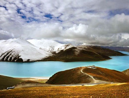 1 Day Yamdrok Lake Tour