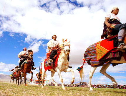 7 Days Shoton and Horse Racing Festival Tour