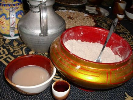 The Characteristics of Tibet Cuisine