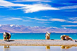 Lakes in Central Tibet (Tibet Autonomous Region)
