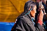 Can most Tibetans speak English?